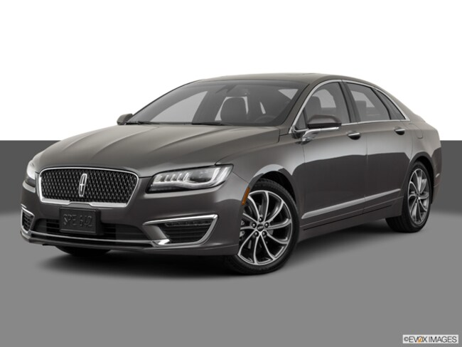 New 2019 Lincoln MKZ Reserve Sedan in Cathedral City, CA