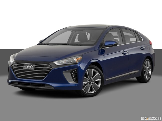 New 2019 Hyundai Ioniq Hybrid Limited Hatchback in Johnstown, PA