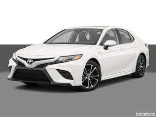 New 2019 Toyota Camry Hybrid SE Sedan