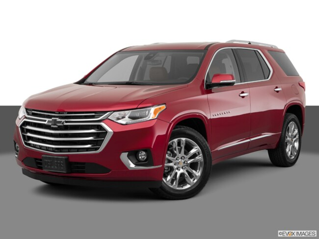 New 2019 Chevrolet Traverse High Country Utility in Houston TX
