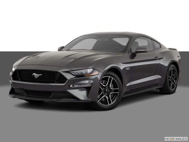 2019 Ford Mustang GT Coupe 1FA6P8CF4K5186111