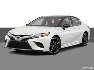New 2019 Toyota Camry XSE Sedan Boston, MA