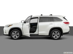 New 2019 Toyota Highlander Hybrid Limited V6 SUV in Brookhaven, MS