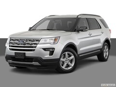 2019 Ford Explorer XLT SUV FWD