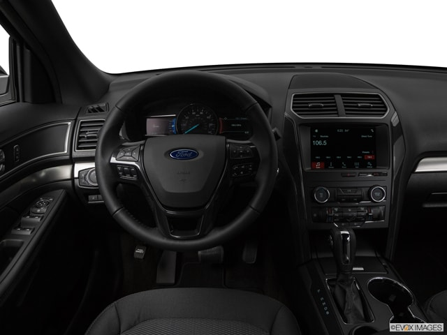 Ford Explorer Driver Console