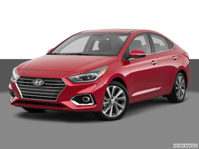 2019 Hyundai Accent Limited Sedan For Sale in Northhampton, MA