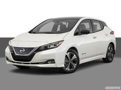 New 2019 Nissan LEAF SL Hatchback in West Simsbury