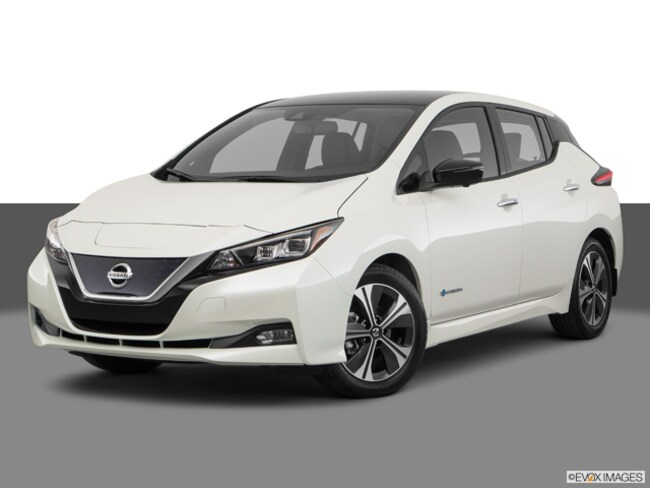 New 2019 Nissan LEAF SL Hatchback in West Simsbury