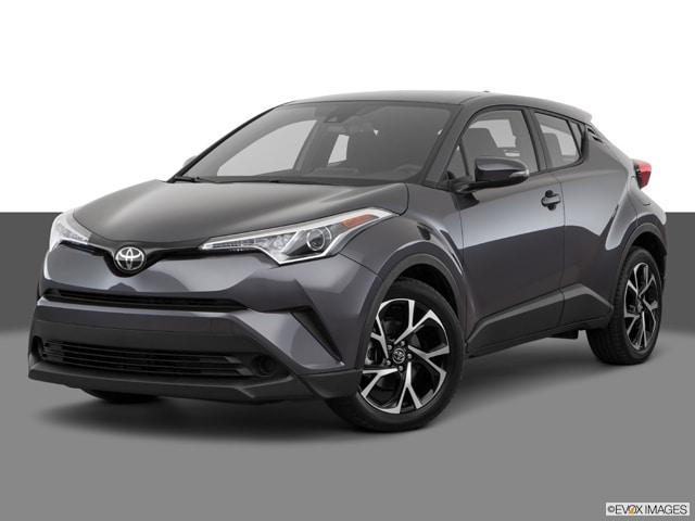 2019 Toyota C-HR XLE SUV