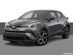 New 2019 Toyota C-HR XLE SUV in Altus, OK
