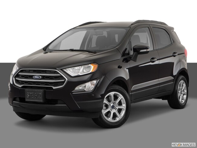2019 Ford EcoSport SE Front-wheel Drive SUV