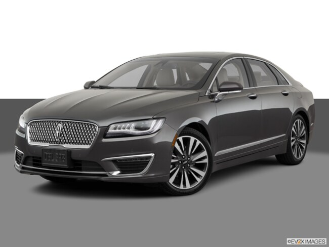 New 2019 Lincoln MKZ Reserve Sedan Fairfield, CA
