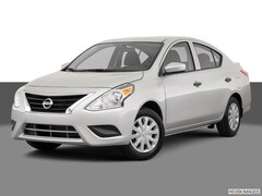 2019 Nissan Versa S Plus Sedan