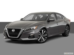 New 2019 Nissan Altima 2.5 Platinum Sedan Savannah