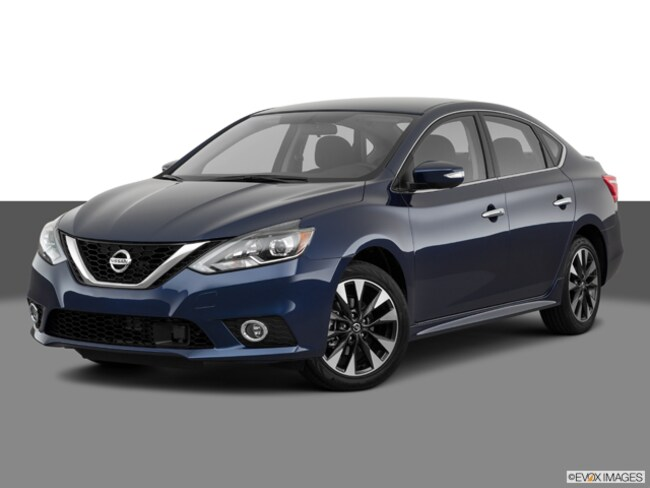 New 2019 Nissan Sentra SR Sedan in College Park, MD