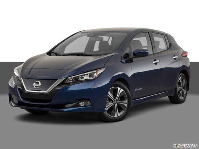 New 2019 Nissan LEAF SV Hatchback in West Simsbury