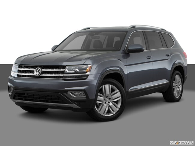 New 2019 Volkswagen Atlas 3.6L V6 SEL Premium 4MOTION SUV for sale Long Island NY
