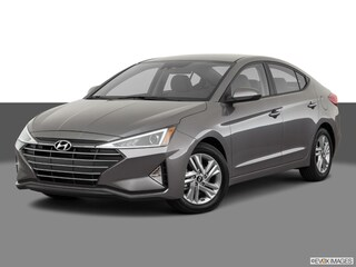 New 2019 Hyundai Elantra SEL Sedan in Torrington CT