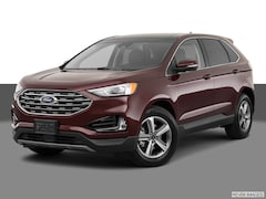 New  Ford Edge Sel Suv In West Chester Pa