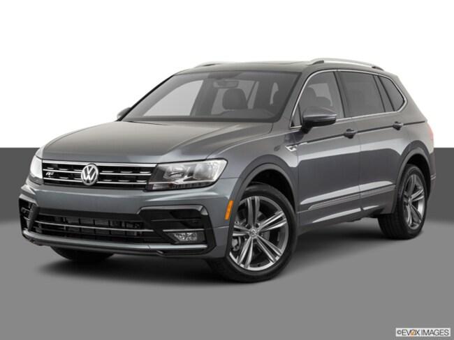 2019 Volkswagen Tiguan 2.0T SEL R-Line SUV