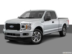 2019 Ford F-150 XL 4x2 SuperCab Styleside 6.5 ft. box 145 in. WB