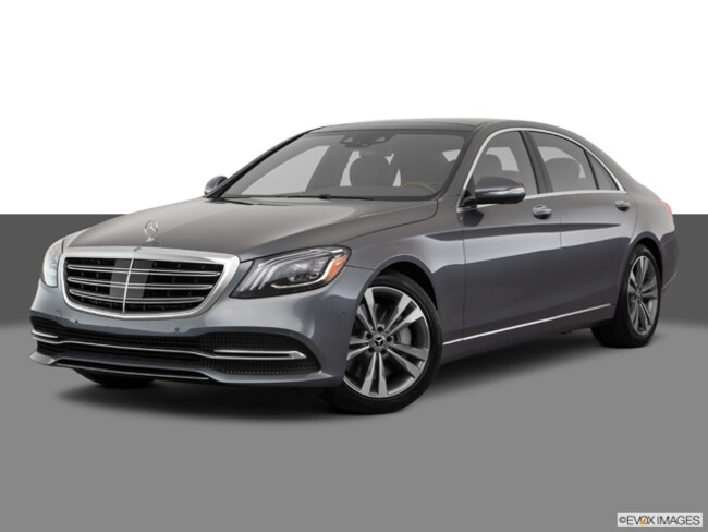 New 2019 Mercedes-Benz S-Class S 450 Sedan for Sale in Signal Hill, CA