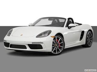 New 2019 Porsche 718 Boxster Cabriolet for sale in Norwalk, CA at McKenna Porsche