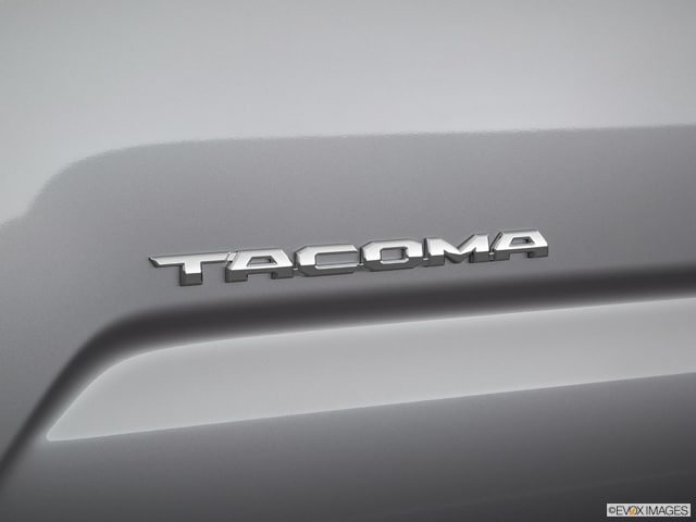 Toyota Tacoma Badge