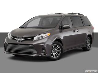 New 2019 Toyota Sienna XLE Van Lawrence, Massachusetts