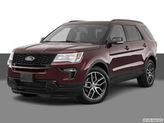 2019 Ford Explorer Sport SUV For Sale in Sussex, NJ