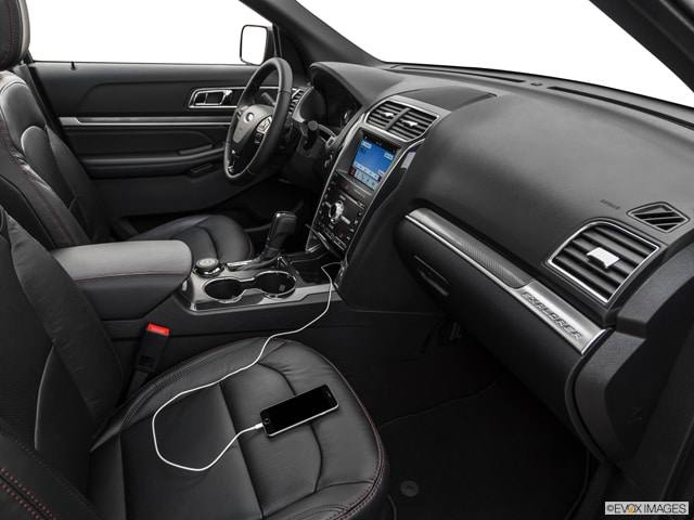 Ford Explorer Driver Interior