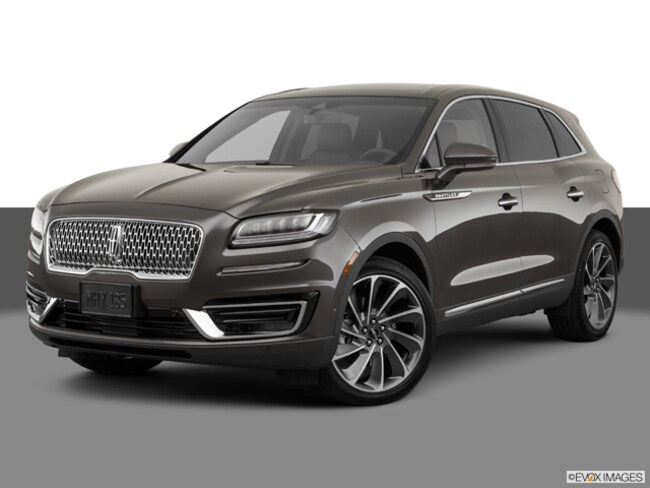 New 2019 Lincoln Nautilus Reserve Crossover for Sale in Alexandria LA