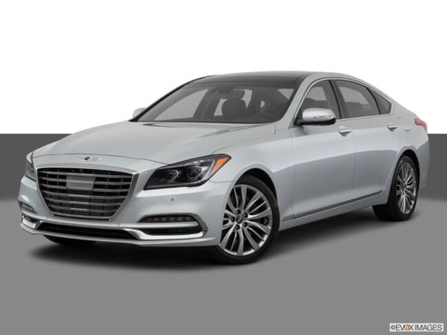 2019 Genesis G80 5.0 Sedan