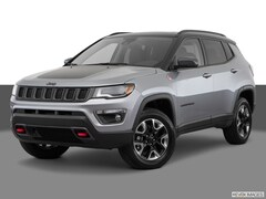Used 2019 Jeep Compass Trailhawk SUV for sale in Starkville, MS
