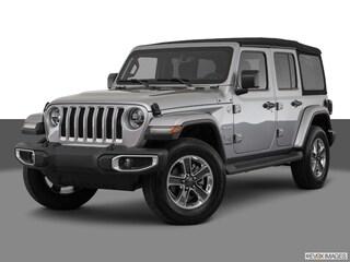 New 2019 Jeep Wrangler Sahara 4x4 SUV