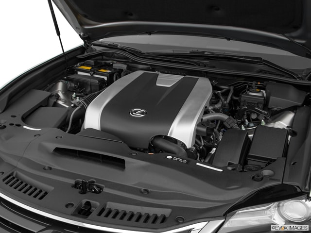 2020 Lexus GS Engine