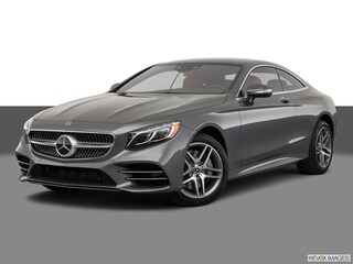 2019 Mercedes-Benz S-Class S 560 4MATIC Exclusive Edition Coupe