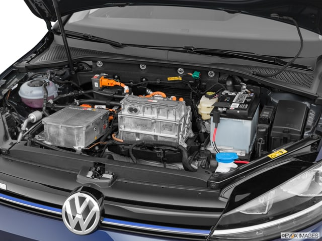 Volkswagen e-Golf Engine