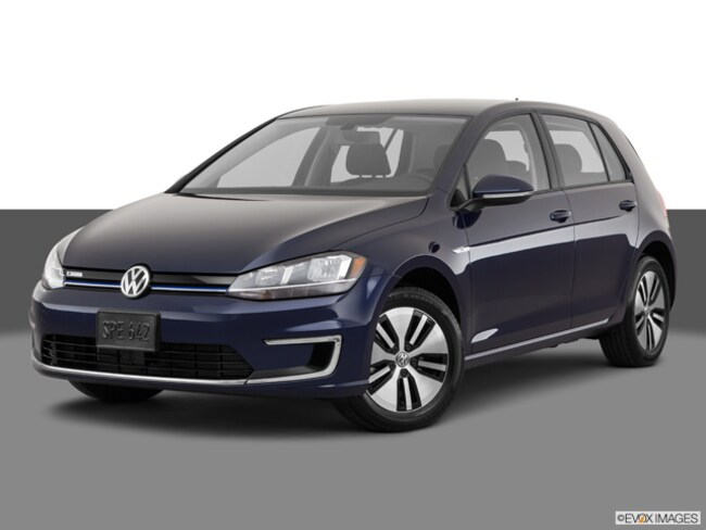 New 2019 Volkswagen e-Golf SE Hatchback in Dublin, CA