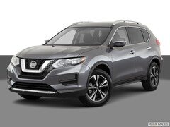 Used 2019 Nissan Rogue SV SUV 5N1AT2MT6KC704339 22643 serving Frederick MD