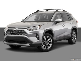 New 2019 Toyota RAV4 Limited SUV in Ontario, CA