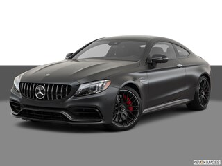 new 2019 Mercedes-Benz AMG C 63 S Coupe near boston
