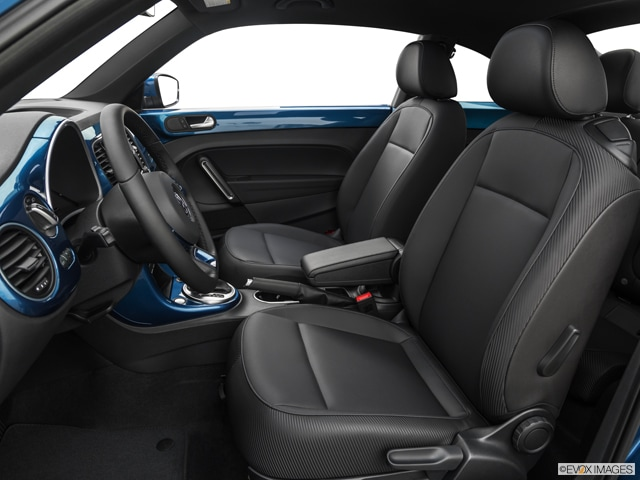 VW Beetle Driver Interior