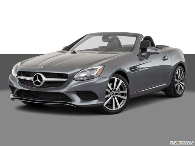 New 2019 Mercedes-Benz SLC 300 For Sale at Mercedes-Benz of Long Beach |  VIN: WDDPK3JA8KF164717