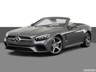 2019 Mercedes-Benz SL 550 Roadster