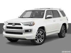 New 2019 Toyota 4Runner Limited SUV in Pine Bluff, AR