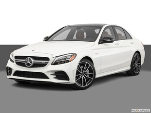 2019 Mercedes-Benz C-Class C 43 AMG® Sedan