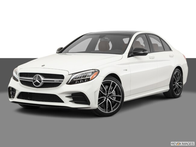 2019 Mercedes-Benz C-Class AMG C 43 Sedan