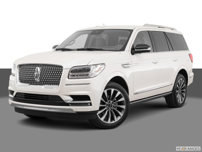 2019 Lincoln Navigator Select 4x2 SUV