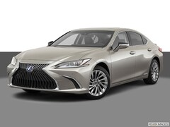 2019 LEXUS ES 300h Luxury Sedan